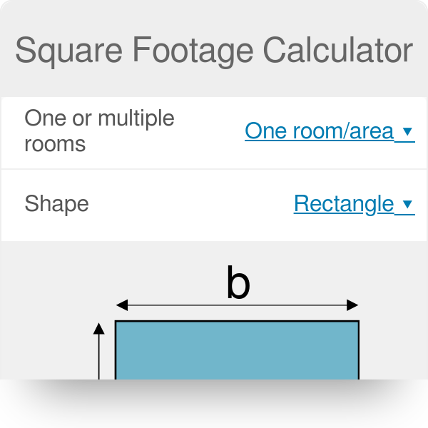 Square Footage Calculator Omni